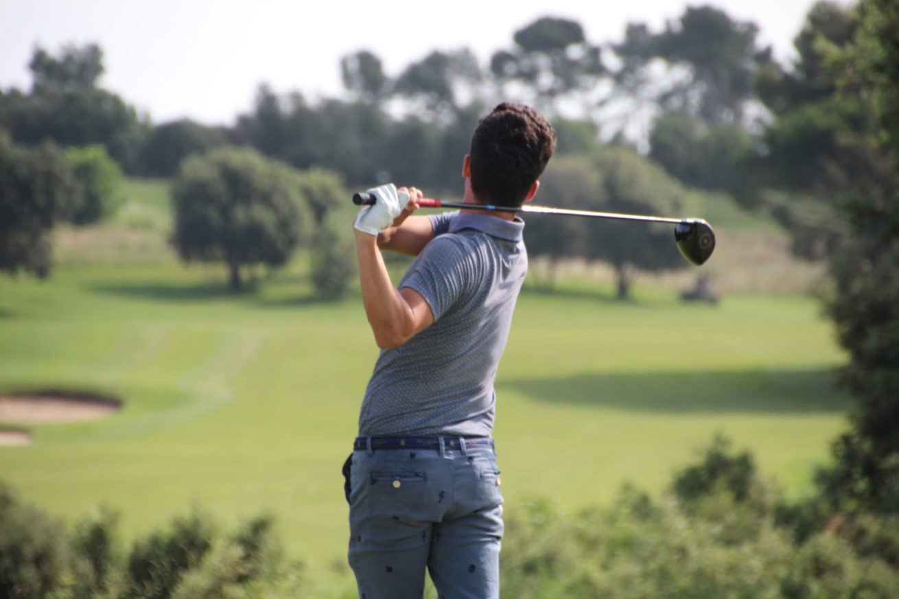 Golf Covid-19 Barcelona