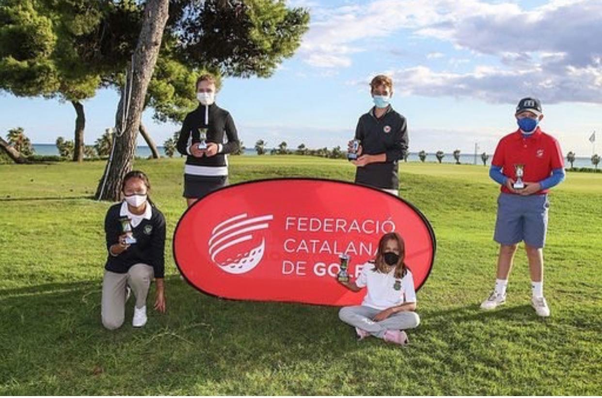 Campeonato de catalunya benjamín