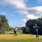 golf, un deporte seguro